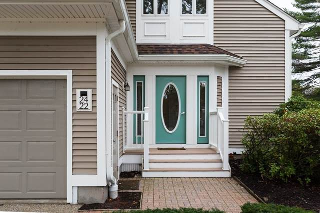 22 Pointe Rok Dr #22, Worcester, MA 01604 (MLS #72873364) :: Home And Key Real Estate