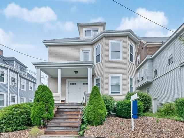 21-23 Kenwood Rd, Everett, MA 02149 (MLS #72873372) :: Maloney Properties Real Estate Brokerage