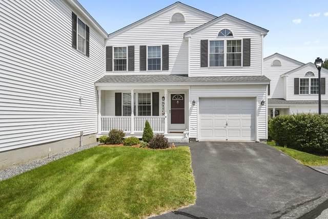 4 Rebecca Lane #4, Dracut, MA 01826 (MLS #72873374) :: Home And Key Real Estate