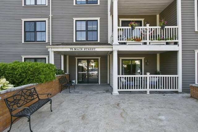 75 Main St #105, Amesbury, MA 01913 (MLS #72873413) :: Home And Key Real Estate