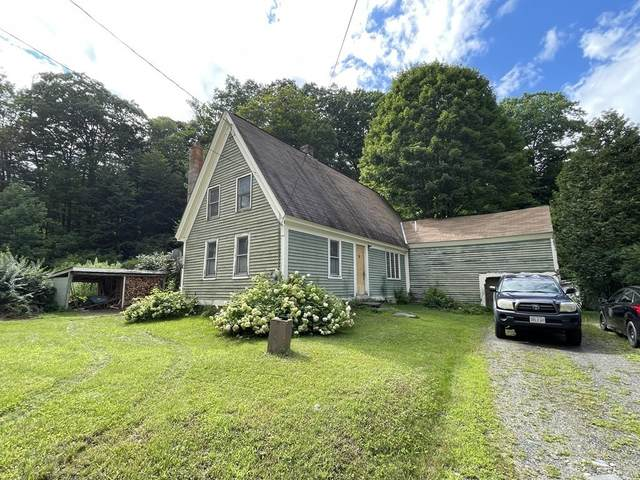 138 Clesson Brook Road, Buckland, MA 01338 (MLS #72873441) :: Boylston Realty Group