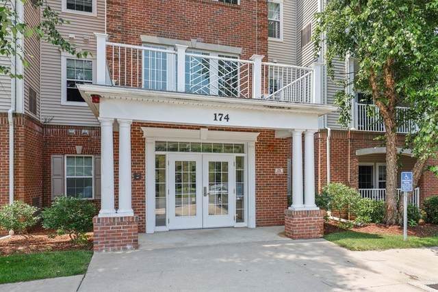 174 Haverhill St #315, Andover, MA 01810 (MLS #72873442) :: Home And Key Real Estate