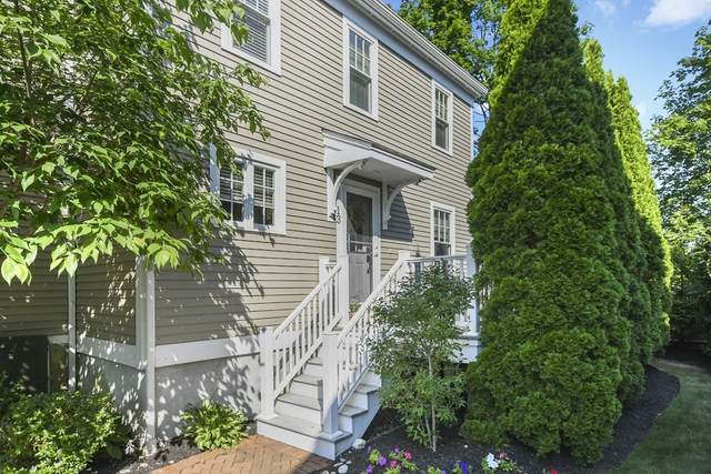 6 Essex Road #13, Ipswich, MA 01938 (MLS #72873443) :: Home And Key Real Estate