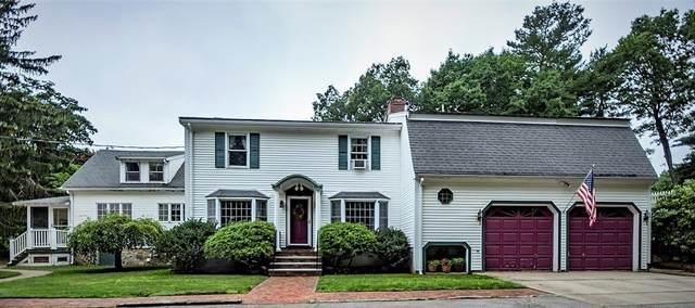 95+97 Wilson St, Norwood, MA 02062 (MLS #72873449) :: Chart House Realtors