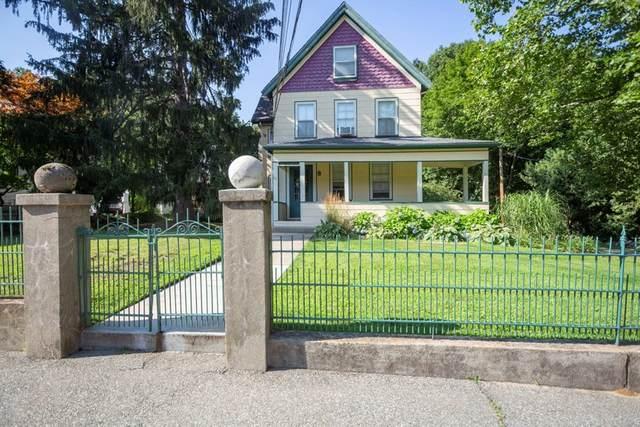 95+97 Wilson St, Norwood, MA 02062 (MLS #72873451) :: Chart House Realtors