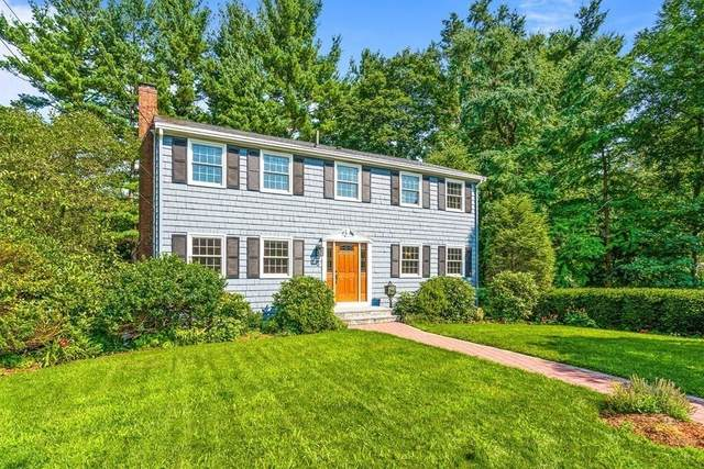3 Ivy Circle, Winchester, MA 01890 (MLS #72873498) :: Welchman Real Estate Group