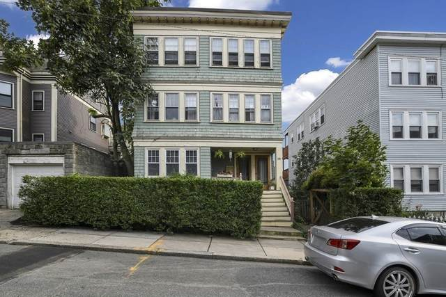 19 Upham #1, Boston, MA 02125 (MLS #72873503) :: Dot Collection at Access