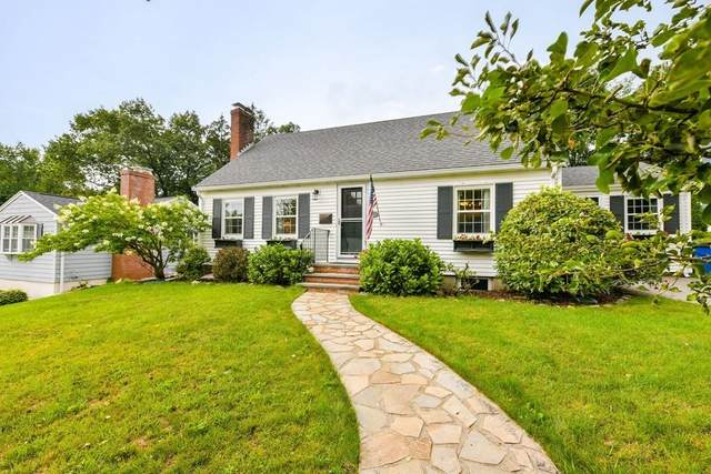 141 Plymouth Ave, Quincy, MA 02169 (MLS #72873520) :: EXIT Realty