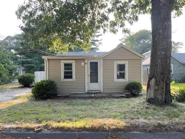 88 Glen Charlie Rd, Wareham, MA 02538 (MLS #72873590) :: Rose Homes | LAER Realty Partners