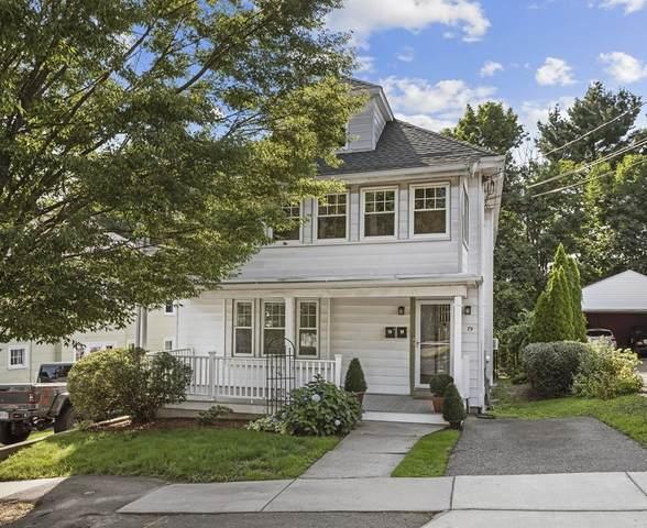 79 Bradford Road, Watertown, MA 02472 (MLS #72873661) :: Welchman Real Estate Group