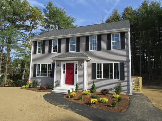 Lot 281 Old Plymouth Rd., Bourne, MA 02562 (MLS #72873686) :: Cape Cod and Islands Beach Properties