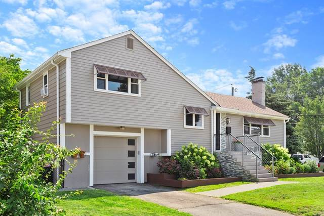 888 E Squantum St, Quincy, MA 02171 (MLS #72873702) :: Dot Collection at Access