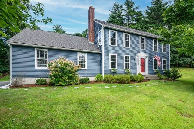 20 Evergreen Dr., Franklin, MA 02038 (MLS #72873738) :: Welchman Real Estate Group