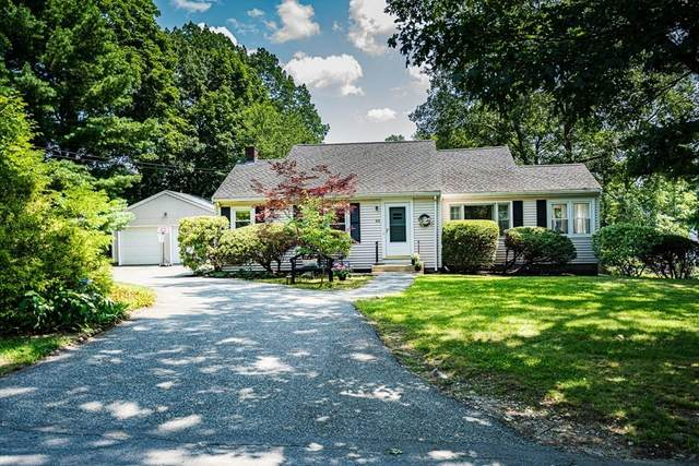89 Beechwood Road, Braintree, MA 02184 (MLS #72873745) :: Dot Collection at Access