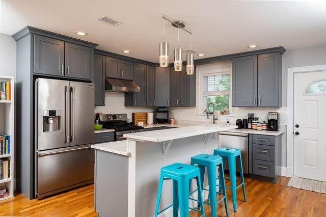 19 Ufford Street #19, Boston, MA 02124 (MLS #72873808) :: Dot Collection at Access