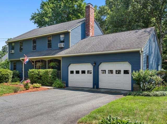 151 Cox Street, Hudson, MA 01749 (MLS #72873816) :: Westcott Properties