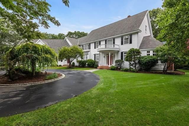 19 Longmeadow Drive, Westwood, MA 02090 (MLS #72873842) :: Welchman Real Estate Group