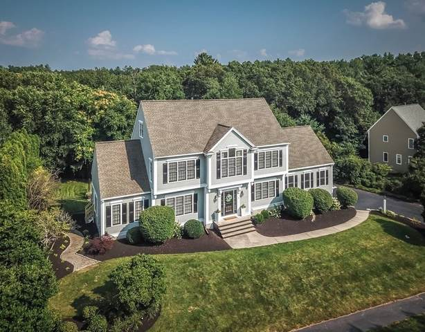 4 Grindstone Court, Westborough, MA 01581 (MLS #72873843) :: Welchman Real Estate Group