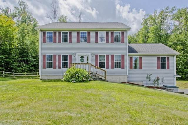 180 General Knox Rd, Russell, MA 01071 (MLS #72873866) :: Trust Realty One
