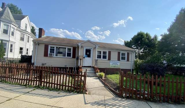 1 Ramsdell Ave, Boston, MA 02131 (MLS #72873891) :: Parrott Realty Group