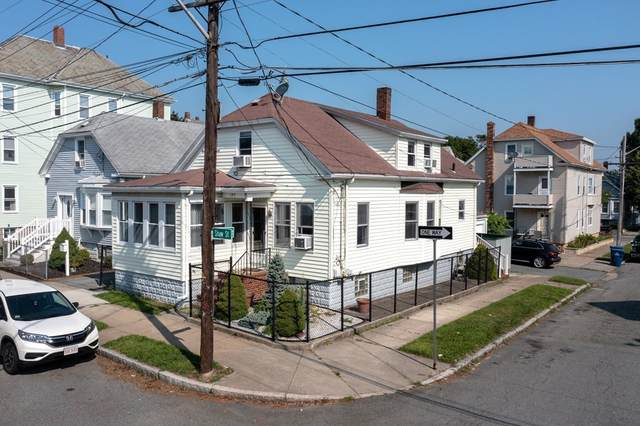 193 Shaw St, New Bedford, MA 02745 (MLS #72873897) :: Rose Homes | LAER Realty Partners