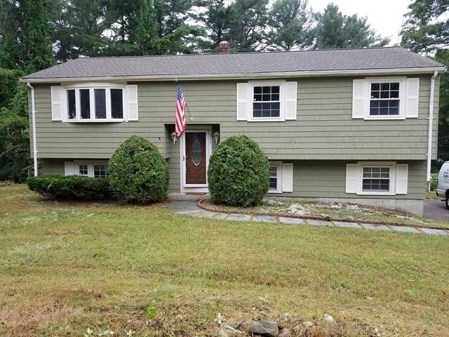 205 Carver Rd, Plymouth, MA 02360 (MLS #72873973) :: Parrott Realty Group