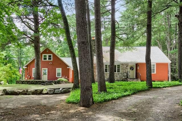 176 Beaman Rd, Princeton, MA 01541 (MLS #72874014) :: Westcott Properties