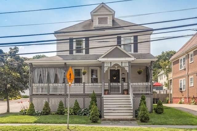 119 Paradise Rd, Swampscott, MA 01907 (MLS #72874019) :: Kinlin Grover Real Estate