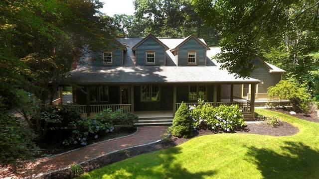 45 Trebors Way, Bridgewater, MA 02324 (MLS #72874035) :: Kinlin Grover Real Estate