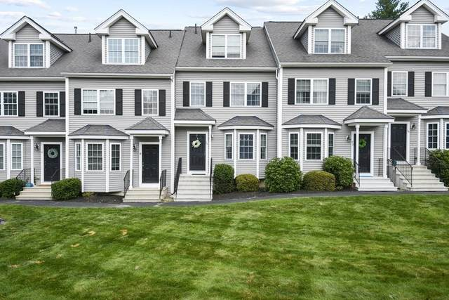 20 Sprucewood Lane #20, Worcester, MA 01606 (MLS #72874038) :: Parrott Realty Group