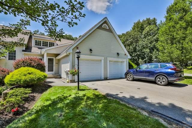 602 Alyssa Drive #602, Groveland, MA 01834 (MLS #72874039) :: Westcott Properties