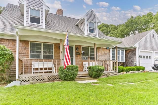 17 Perkins Way, Dennis, MA 02660 (MLS #72874042) :: Maloney Properties Real Estate Brokerage