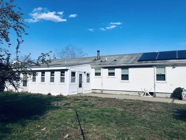 167 Massapoag, Easton, MA 02356 (MLS #72874053) :: Chart House Realtors
