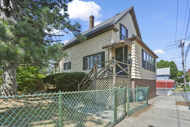 124 Cottage Street, Lynn, MA 01905 (MLS #72874063) :: Kinlin Grover Real Estate