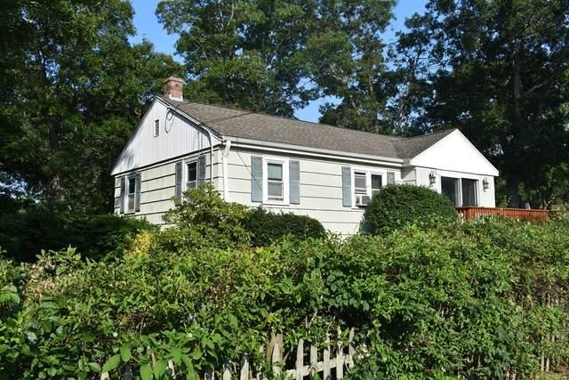 33 Arrowhead Drive, Wareham, MA 02532 (MLS #72874066) :: Kinlin Grover Real Estate