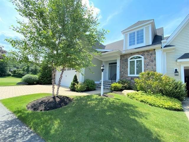 27 Crenshaw Ln 15-1, Andover, MA 01810 (MLS #72874073) :: Kinlin Grover Real Estate