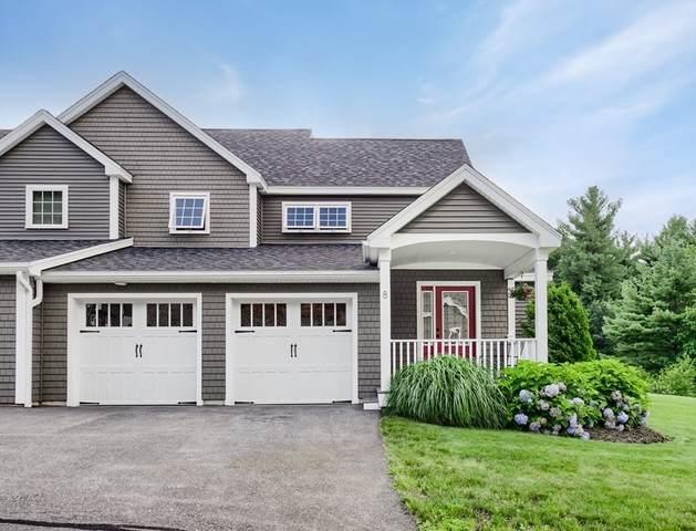 8 Honeycrisp Way #8, Sterling, MA 01564 (MLS #72874085) :: Westcott Properties