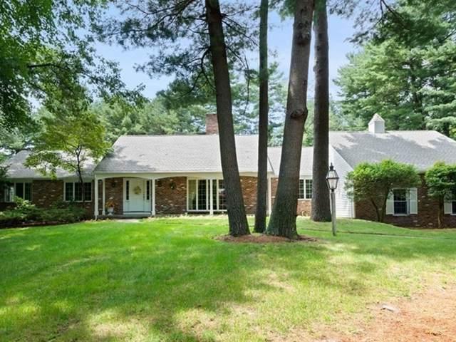 5 Smith Farm Trl, Lynnfield, MA 01940 (MLS #72874088) :: Kinlin Grover Real Estate