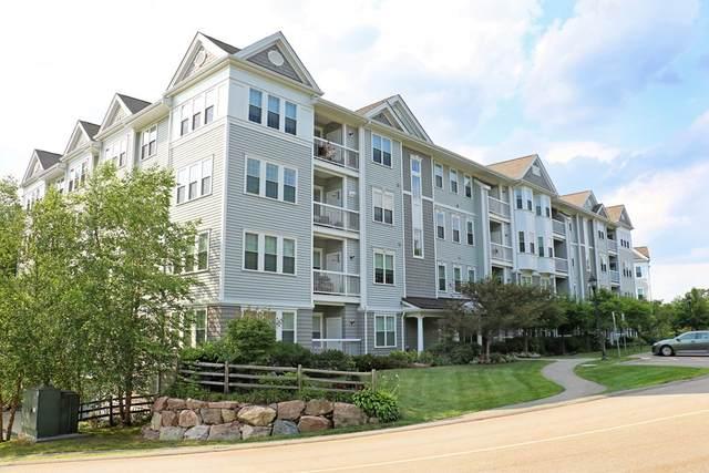 13 Morgan Drive #409, Natick, MA 01760 (MLS #72874094) :: Westcott Properties