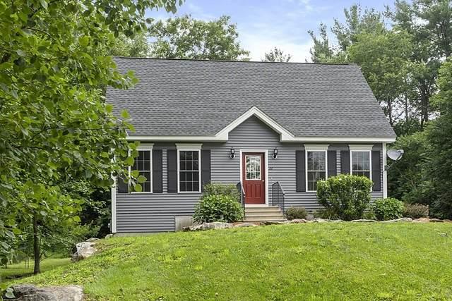 22 Laurel Drive, Ashburnham, MA 01430 (MLS #72874150) :: Kinlin Grover Real Estate
