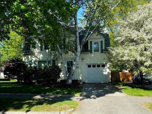 36 Vassar St, Worcester, MA 01602 (MLS #72874151) :: Kinlin Grover Real Estate