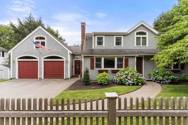 123 Blue Hill River Road, Milton, MA 02186 (MLS #72874190) :: Dot Collection at Access