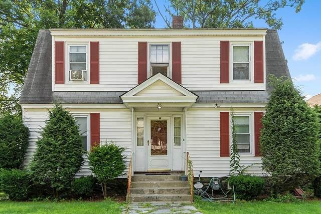 26 Coolidge Rd, Worcester, MA 01602 (MLS #72874194) :: Revolution Realty