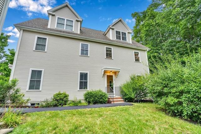 78 River St #78, Acton, MA 01720 (MLS #72874200) :: Welchman Real Estate Group