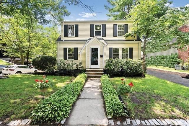 27 Conant Rd, Brookline, MA 02467 (MLS #72874247) :: Zack Harwood Real Estate | Berkshire Hathaway HomeServices Warren Residential