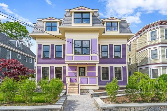 34 Dix St #2, Boston, MA 02122 (MLS #72874253) :: Dot Collection at Access