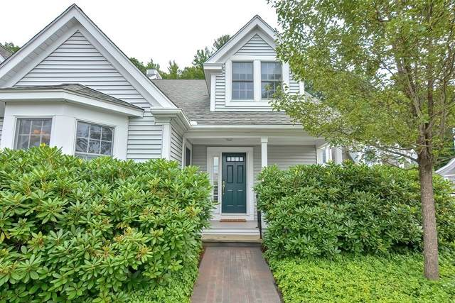 6 Highcroft Way #6, Hopkinton, MA 01748 (MLS #72874290) :: Zack Harwood Real Estate   Berkshire Hathaway HomeServices Warren Residential