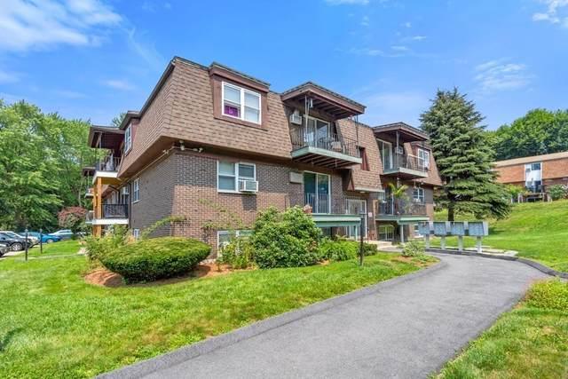 700 Robbins Ave #18, Dracut, MA 01826 (MLS #72874302) :: Zack Harwood Real Estate   Berkshire Hathaway HomeServices Warren Residential