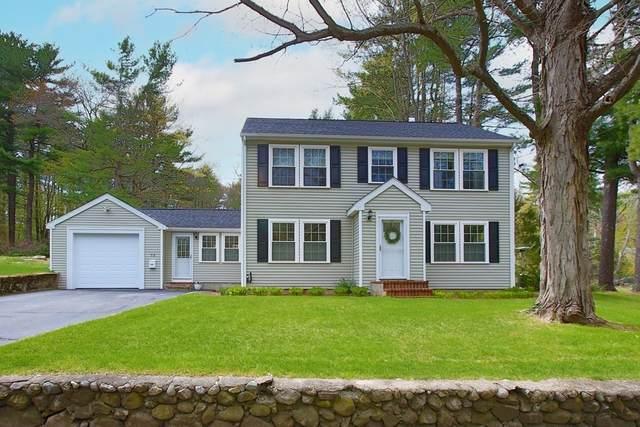 73 Moosehill Rd, Walpole, MA 02032 (MLS #72874313) :: Zack Harwood Real Estate | Berkshire Hathaway HomeServices Warren Residential
