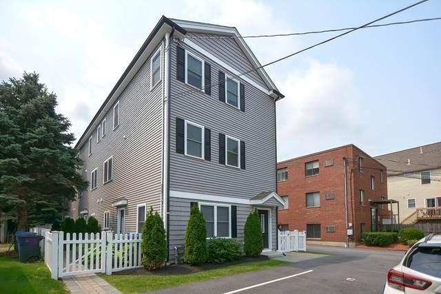55 Chestnut Street #3, Waltham, MA 02451 (MLS #72874314) :: Zack Harwood Real Estate   Berkshire Hathaway HomeServices Warren Residential